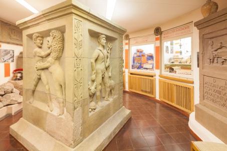 Einblick in die römische Sammlung